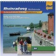 Cover-Bild zu Rheinradweg - Rijnfietsroute. 1:75'000
