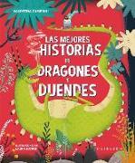 Cover-Bild zu Las Mejores Historias de Dragones Y Duendes von Camerini, Valentina