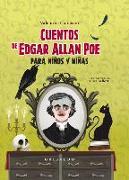 Cover-Bild zu Cuentos de Edgar Allan Poe Para Ninos Y Ninas von Poe, Edgar Allan