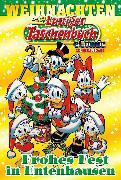 Cover-Bild zu Lustiges Taschenbuch Weihnachten eComic Sonderausgabe 01 (eBook) von Venerus, Matteo