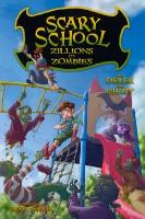 Cover-Bild zu Scary School #4 (eBook) von Ghost, Derek the