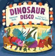 Cover-Bild zu Dinosaur Disco (eBook) von Kelly, Deborah