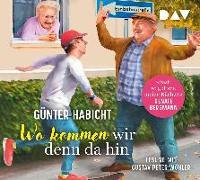 Cover-Bild zu Habicht, Günter: Wo kommen wir denn da hin. Der Offline-Opa sorgt für Ordnung