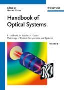 Cover-Bild zu Handbook of Optical Systems von Gross, Herbert