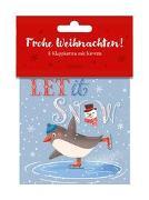 Cover-Bild zu Frohe Weihnachten! von Krupinski, Janna (Illustr.)