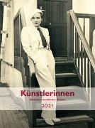 Cover-Bild zu Künstlerinnen 2021