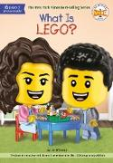 Cover-Bild zu eBook What Is LEGO?