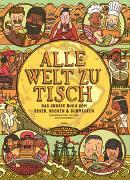 Cover-Bild zu Mizielinscy, Aleksandra: Alle Welt zu Tisch