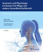 Cover-Bild zu Faller, Adolf: Anatomie und Physiologie Lernkarten für Pflege und andere Gesundheitsfachberufe