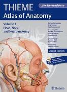 Cover-Bild zu Schuenke, Michael: Head, Neck, and Neuroanatomy (THIEME Atlas of Anatomy), Latin nomenclature