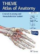 Cover-Bild zu Schuenke, Michael: General Anatomy and Musculoskeletal System (THIEME Atlas of Anatomy)