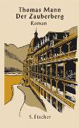 Cover-Bild zu Mann, Thomas: Der Zauberberg