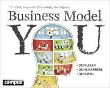 Cover-Bild zu Business Model You von Clark, Tim