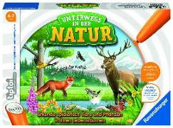 Cover-Bild zu tiptoi® Unterwegs in der Natur