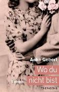 Cover-Bild zu Wo du nicht bist von Gebert, Anke