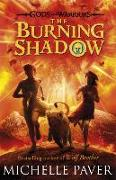Cover-Bild zu Paver, Michelle: The Burning Shadow (Gods and Warriors Book 2)