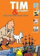 Cover-Bild zu Tim und Struppi - Das Große Abenteuer Buch von Hergé