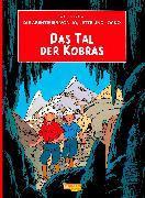 Cover-Bild zu Die Abenteuer von Jo, Jette und Jocko 5: Das Tal der Kobras von Hergé,