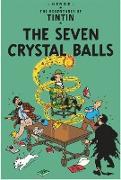Cover-Bild zu The Seven Crystal Balls von Hergé