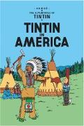 Cover-Bild zu Tintin in America von Hergé