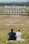 Cover-Bild zu Stoppard, Tom: Parade's End
