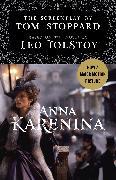 Cover-Bild zu Stoppard, Tom: Anna Karenina: The Screenplay