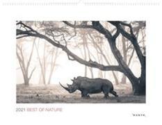 Cover-Bild zu Best of Nature 2021