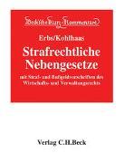 Cover-Bild zu Häberle, Peter (Hrsg.): Strafrechtliche Nebengesetze - Strafrechtliche Nebengesetze