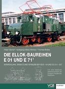 Cover-Bild zu Glanert, Peter: Die Ellok-Baureihen E 01 und E 71¹