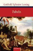 Cover-Bild zu Lessing, Gotthold Ephraim: Fabeln