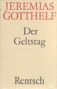 Cover-Bild zu Gotthelf, Jeremias: Der Geltstag