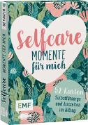 Cover-Bild zu Kartenbox Selfcare: Momente für mich - 52 Karten für mehr Selbstfürsorge und kleine Auszeiten im Alltag