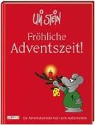 Cover-Bild zu Fröhliche Adventszeit! von Stein, Uli