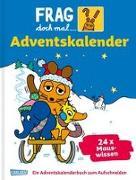 Cover-Bild zu Frag doch mal die Maus - Der Adventskalender von Ossowski, Ariane