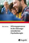 Cover-Bild zu Sachse, Rainer: Klärungsprozesse in der Klärungsorientierten Psychotherapie