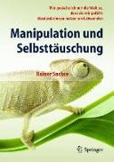 Cover-Bild zu Sachse, Rainer: Manipulation und Selbsttäuschung