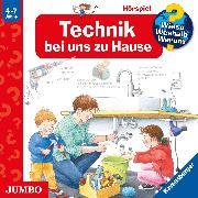 Cover-Bild zu Wieso? Weshalb? Warum? Technik bei uns zu Hause (Audio Download) von Rübel, Doris