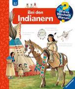 Cover-Bild zu Wieso? Weshalb? Warum? Bei den Indianern (Band 18) von Weinhold, Angela