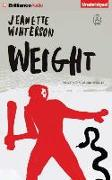 Cover-Bild zu Winterson, Jeanette: Weight: The Myth of Atlas and Heracles