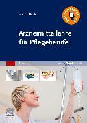 Cover-Bild zu Arzneimittellehre für Pflegeberufe von Jelinek, Antje