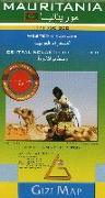 Cover-Bild zu Mauritania Geographical Map 1 : 1 750 000. 1:1'750'000