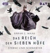 Cover-Bild zu Maas, Sarah J.: Das Reich der sieben Höfe - Teil 3: Sterne und Schwerter