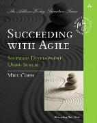 Cover-Bild zu Succeeding with Agile von Cohn, Mike