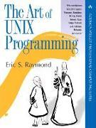 Cover-Bild zu Art of UNIX Programming, The von Raymond, Eric S.