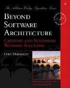 Cover-Bild zu Beyond Software Architecture von Hohmann, Luke