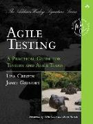 Cover-Bild zu Agile Testing von Crispin, Lisa