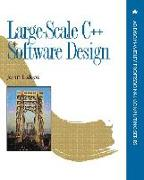Cover-Bild zu Large-Scale C++ Software Design von Lakos, John