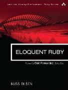 Cover-Bild zu Eloquent Ruby von Olsen, Russ