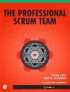 Cover-Bild zu Professional Scrum Team, The von Götz, Peter
