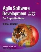 Cover-Bild zu Agile Software Development von Cockburn, Alistair